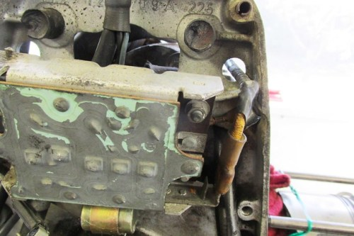 Right Wire Goes to Starter Motor Solenoid