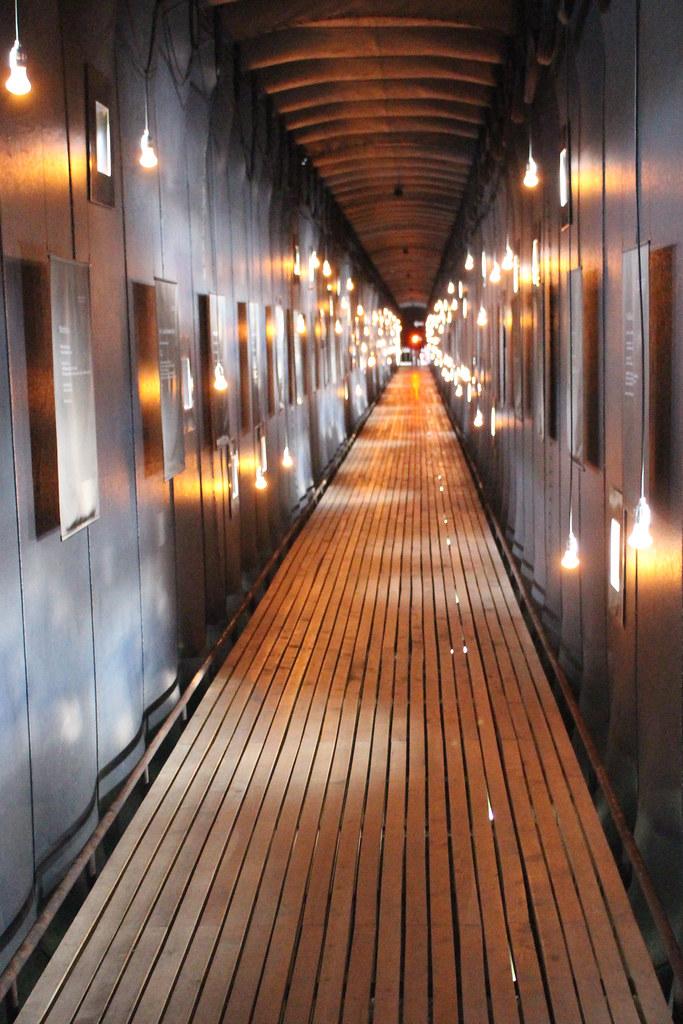The Steilneset Memorial Vard  Interior 2  The memorial  Flickr