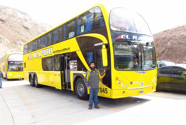 Ariel Cruz Pizarro - Administración y Transportes CL