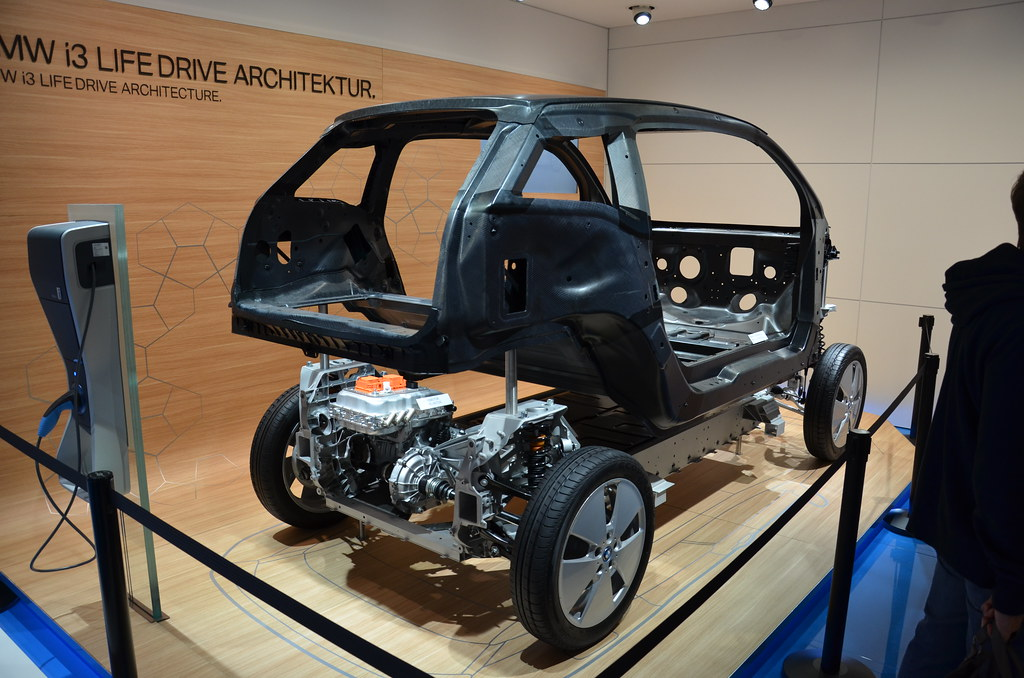BMW i3 Carbon Chassis  Andy_BB  Flickr