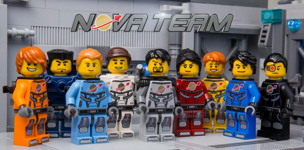 Nova Team  Nova Team is a specialized group of Federation o  Flickr