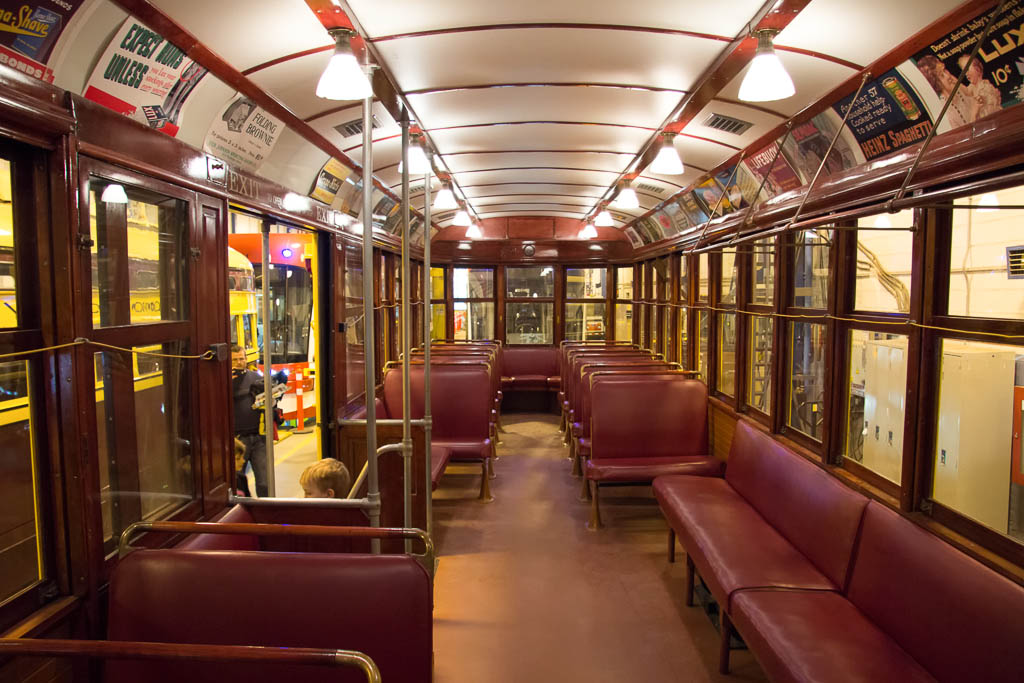 Peter Witt Streetcar  Interior  The Toronto Transit Commi  Flickr
