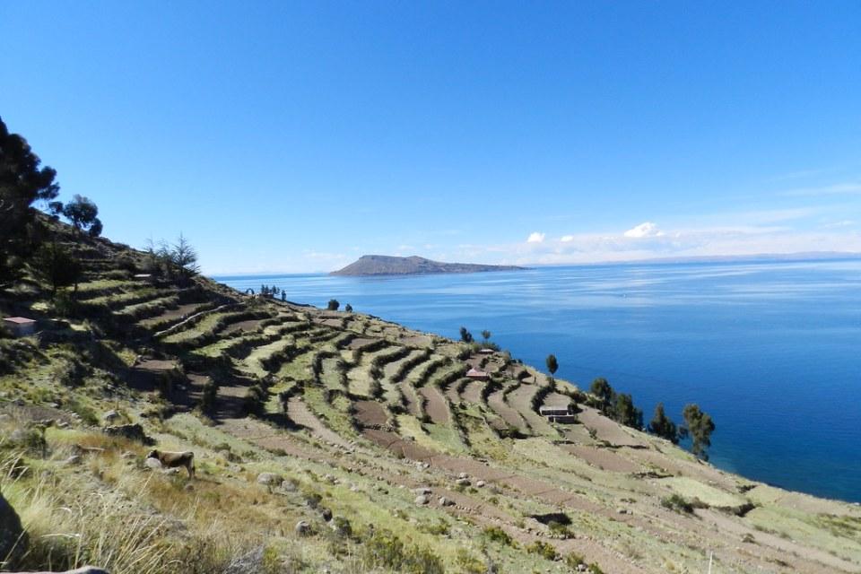 Isla Taquile Lago Titicaca Peru 32