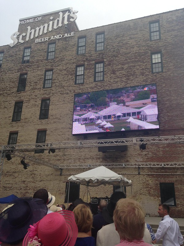 Preakness at the Piazza