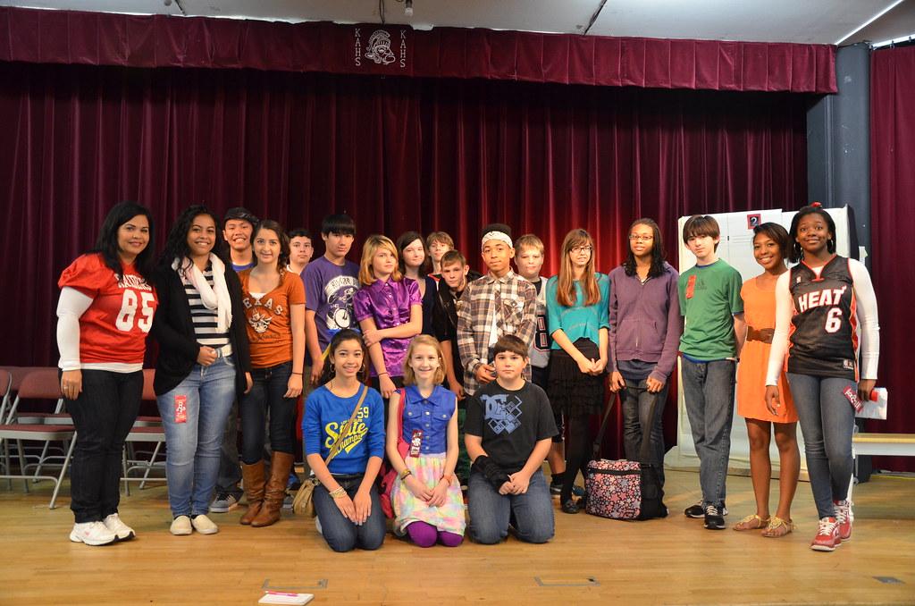 ChoicesKaiserslautern Middle School 1  Drama Business and  Flickr