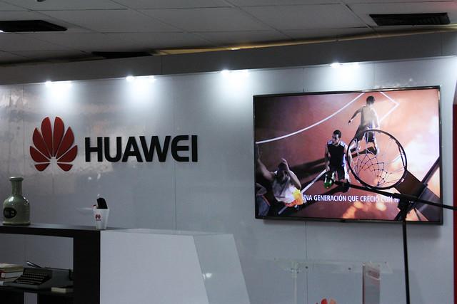 Video presentación de la presencia de Huawei en Venezuela