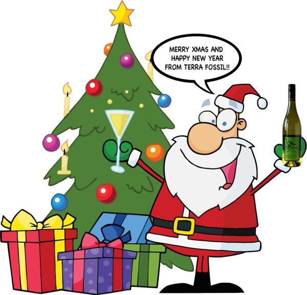 christmas-tree-with-santa-clipart
