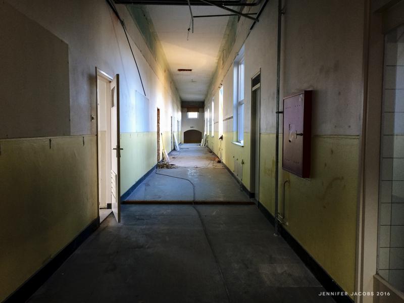 Verlaten en gesloopt, Mariaschool Helmond