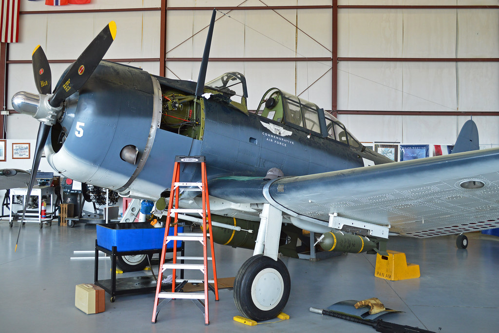 Douglas Sbd 5 Dauntless 54532 5 Nl82ga There Has