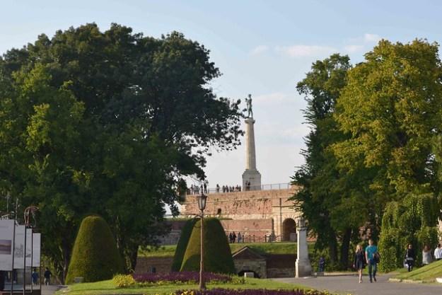 Kalemagden Statue