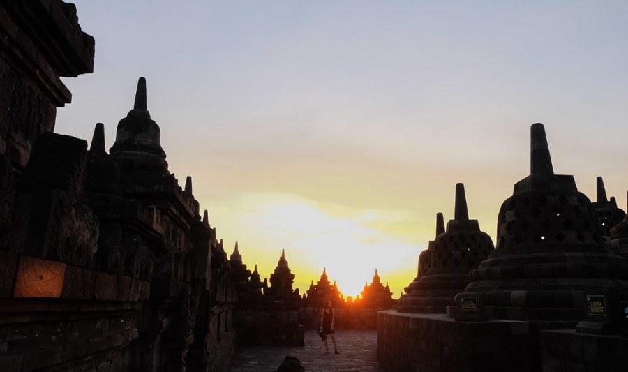 borobudur Yogyakarta Indonesia Sunrise (13 of 35)