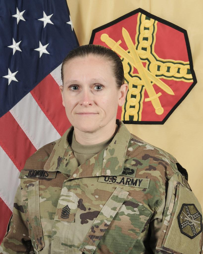 CSM Melissa A Judkins IMCOM Command Sergeant Major  Flickr