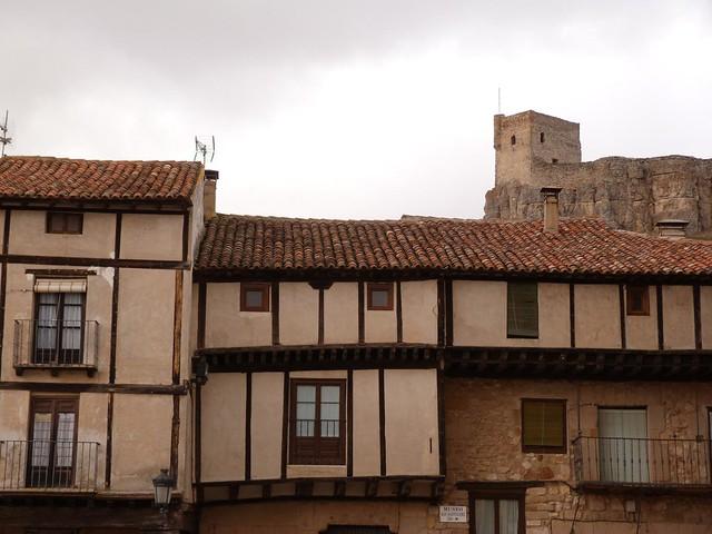 Atienza, uno de los pueblos más bonitos de Castilla-La Mancha