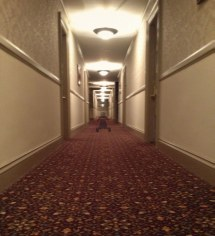 Stanley Hotel 4th Floor Hall Hey Kid