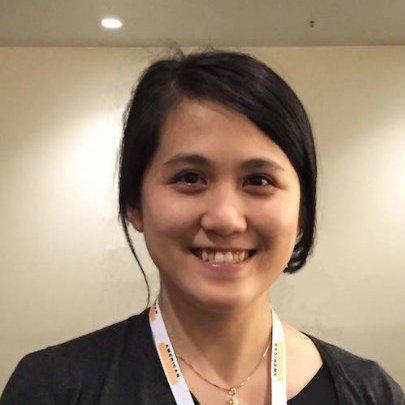 La estudiante al doctorado en la Universidad de Californi, Mya Le Thai.