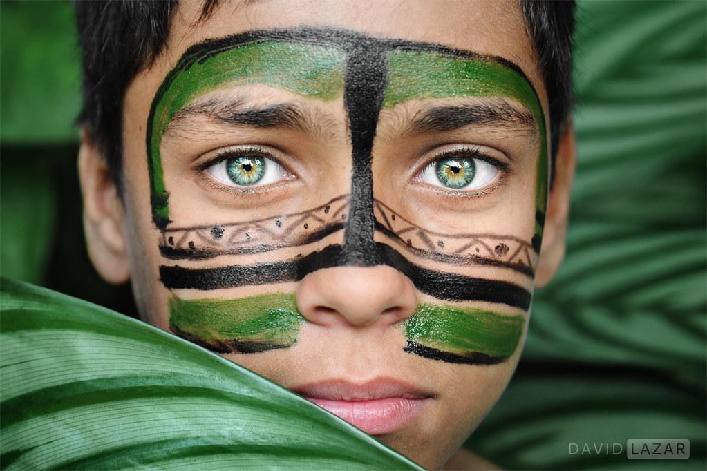Green Eyed Boy from Brazil  Taken in Sao Paulo a boy