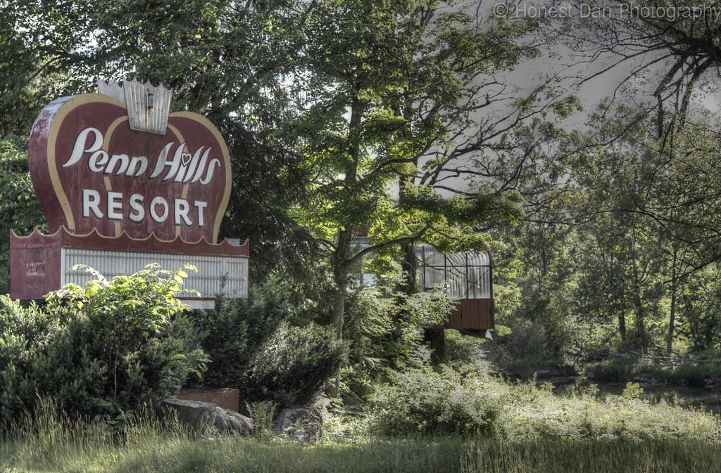Penn Hills Resort  Penn Hills Resort began in 1944 as a loc  Flickr