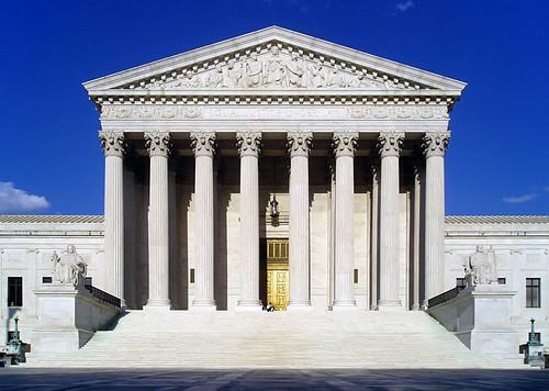 Corte Suprema de Justicia de los Estados Unidos,Washington, DC.