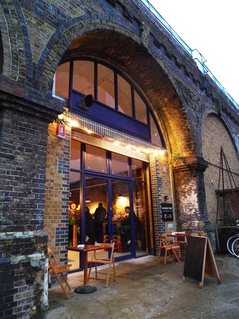 40 Maltby Street Bermondsey SE1  A wellregarded wine bar  Flickr