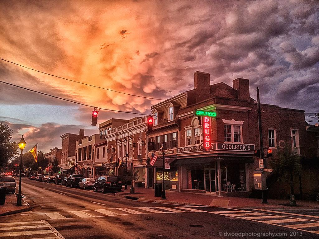 Downtown View (Fredericksburg, VA)