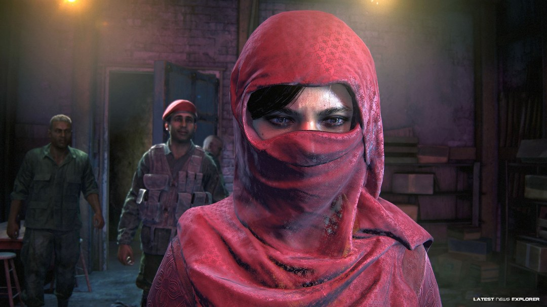 Uncharted The Lost Legacy 4K Screenshots