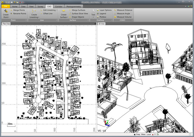 Native SketchUp File Support in Trimble Business Center