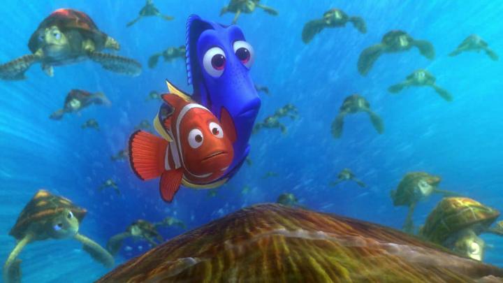Pixar-perjantai: Nemoa etsimässä - Disnerd dreams