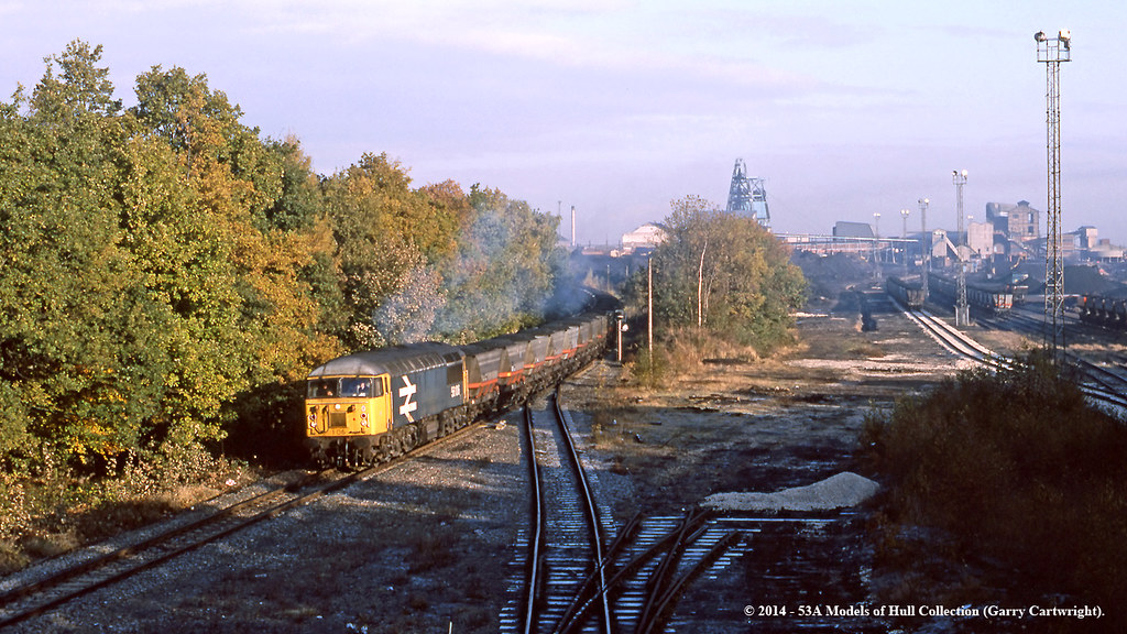 13111985  Markham Main Colliery Armthorpe Doncaster