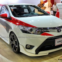 Toyota Yaris Trd Uae New Sportivo 2017 | #trd #sport #modified #bodykit #spoiler ...