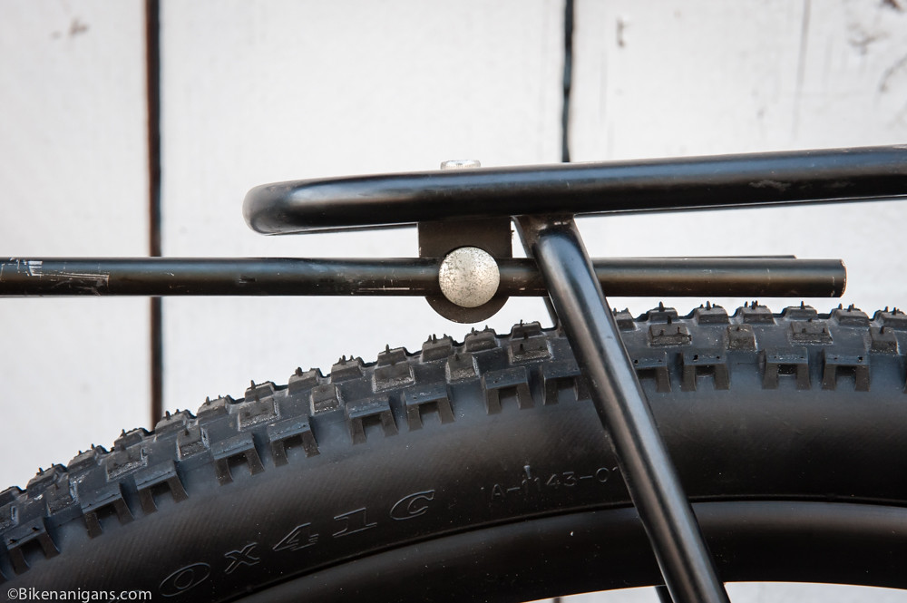 Surly Straggler w 26 Tubus Disco Rack  Tire Clearance