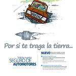new package seguro de automotores vehiculos SISA- 08sep14