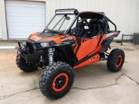 RZR 1000 CATVOS HD arched suspension kit, cage and bumper ...