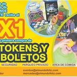 promociones de tokens en el mundo feliz - 28jul14