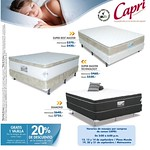 SIMAN y CAPRI promocion gran sale de camas - sep14