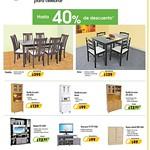 Descuentos en muebles almacenes omnisport - 05sep14