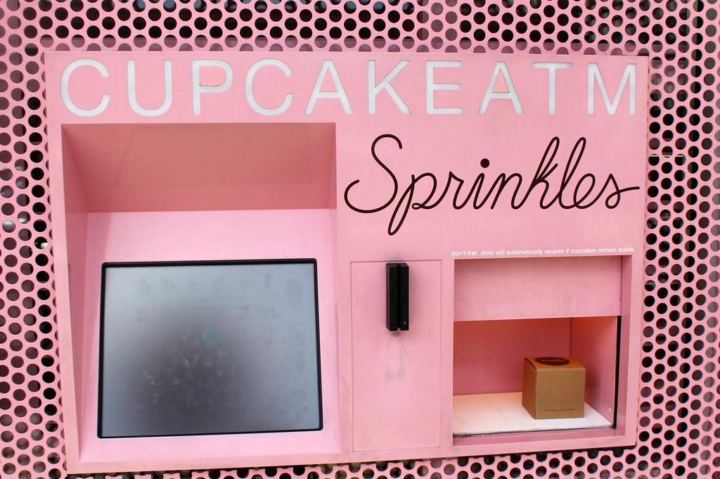 Los Angeles  Beverly Hills Sprinkles Cupcakes  Cupcake   Flickr