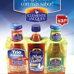 trio del sabor CLEMENTE JACQUES limited promotions time - 04qgo14