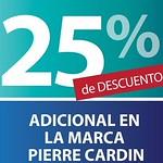 Camisas prara caballero PIERRE CARDIN descuentos sears - 11sep14