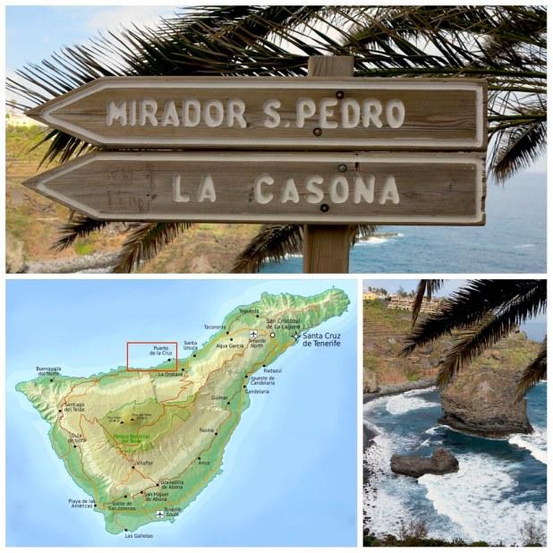 Sendero Playa Los Roques Tenerife