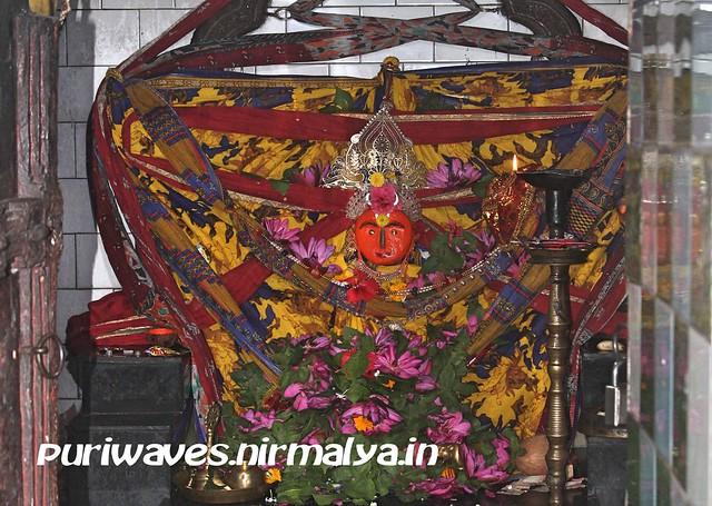 Goddess Konark Ramachandi