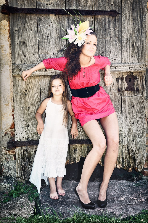 Karina un Renate 22.07.2009