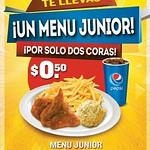 Restaurantes POLLO CAMPESTRE promociones - 26ago14