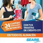 SEARS promociones en todo el almacenes - 29ago14