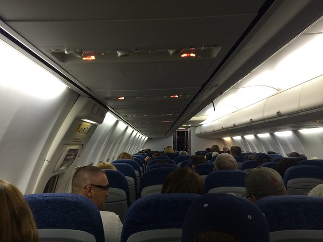 < Full flight >