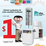 Muebles multiusos por 1 dollar PROMOCIONES la curacao - 25jul14