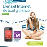 SALE de independencia llena el internet MOVISTAR - 12sep14