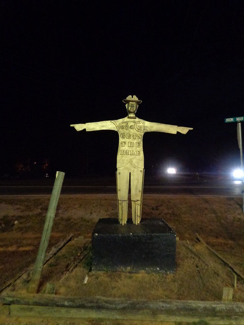 Ironman at Night, Hartselle AL