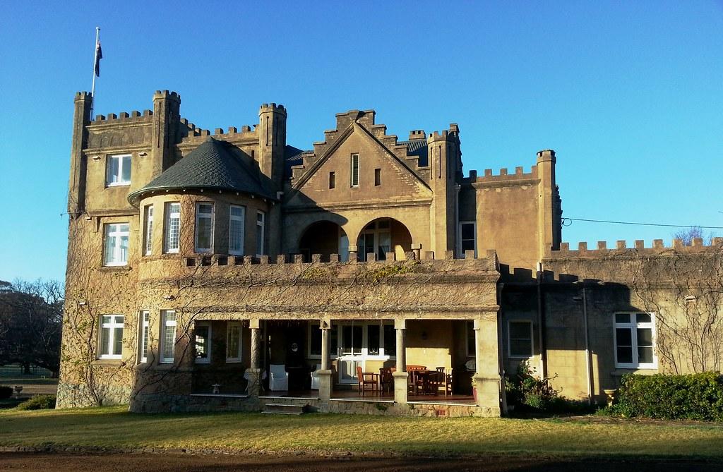 Kings Plains Castle near Glen Innes NSW  The