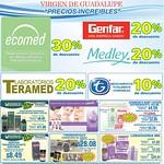 Promociones del mes FARMACIAS virgen de guadalupe - 01ago14