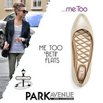 Park Avenue me too betii fltas shoes